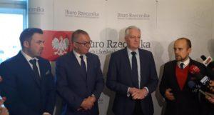 Otwarcie Oddziału Biura Rzecznika MŚP w Krakowie