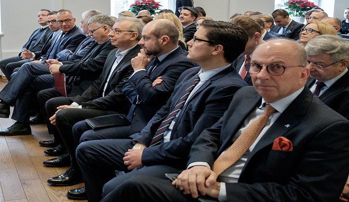 Otwarcie Biura Rzecznika Małych i Średnich Przedsiębiorców w Warszawie