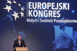 Inauguracja 8 Kongresu MŚP