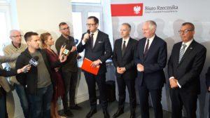Rzecznik Małych i Średnich Przedsiębiorców otworzył oddział w Białymstoku