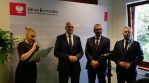 Czwarte terenowe biuro Rzecznika Małych i Średnich Przedsiębiorców otwarte w Gdańsku